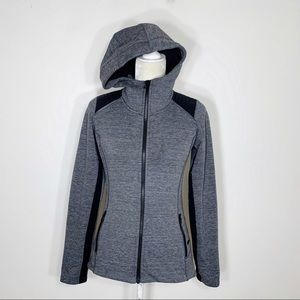ATHLETA Stronger hoodie zip up sweatshirt